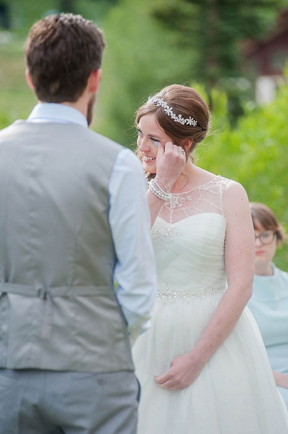Alfred Angelo Bride Ashley in #Cinderella Style 244 | Photo: Dani Christensen