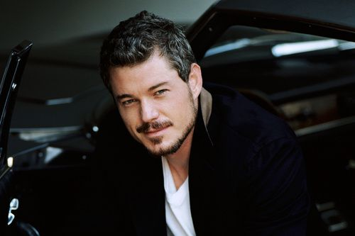Eric Dane- greys anatomy I can't believe he is gone I loved him.