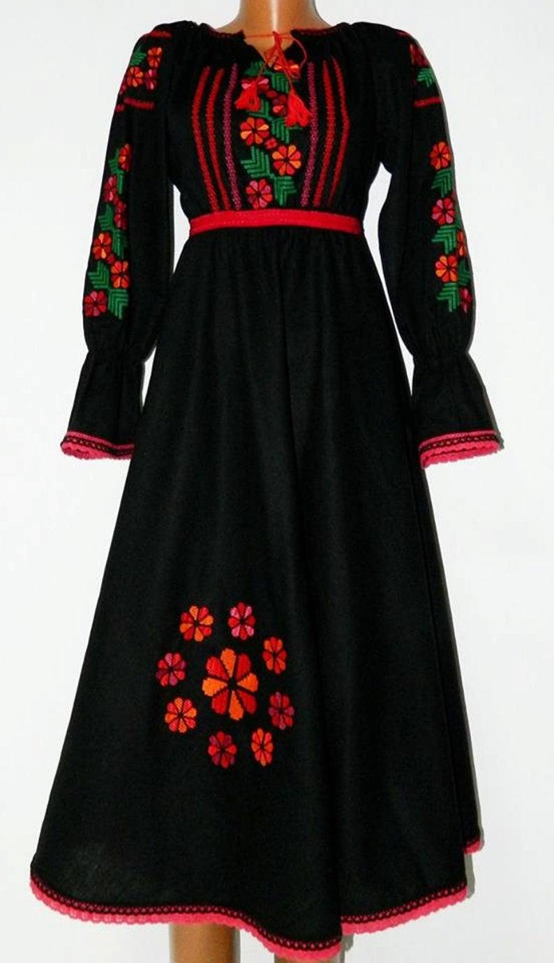 Knee Length Long Sleeves Gray with Bird Print LA Soul Women/'s Songbirds Dress