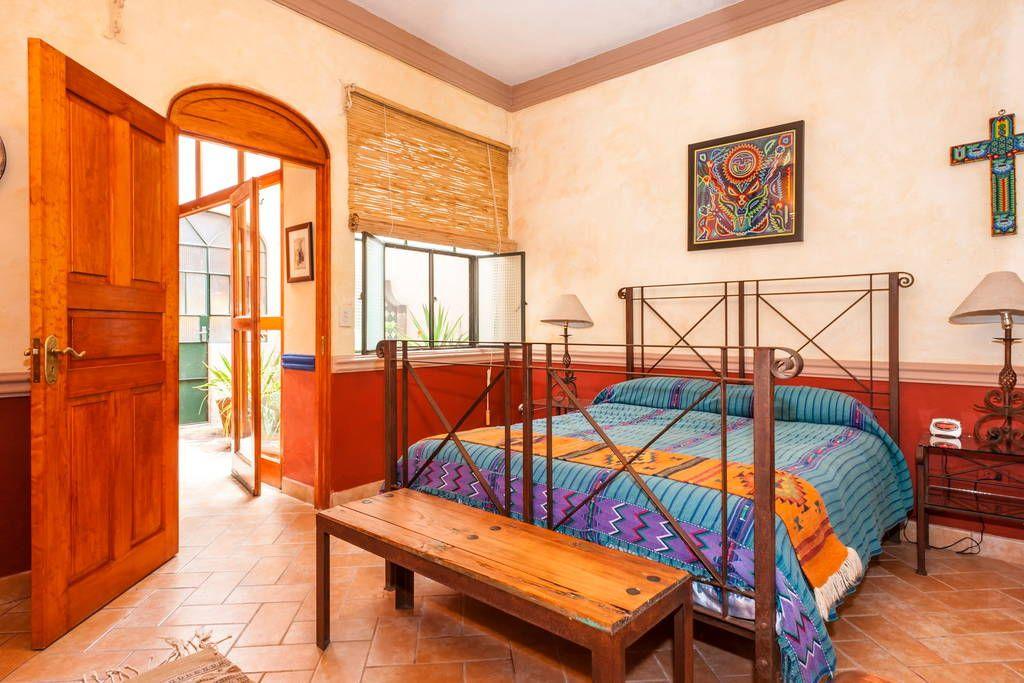 Tres Casita Bonita 1 Main Floor Apartments For Rent In San Miguel De Allende Beautiful Bedrooms Home Vacation Home