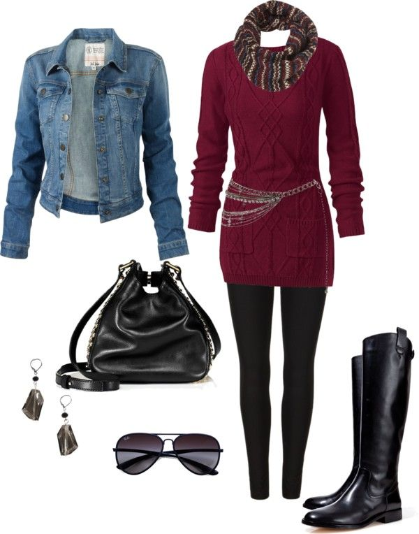 """Casual weekend"" by mwmoylan on Polyvore"