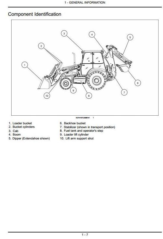 Pin on Case Manuals  B Case Backhoe Wiring Diagram on