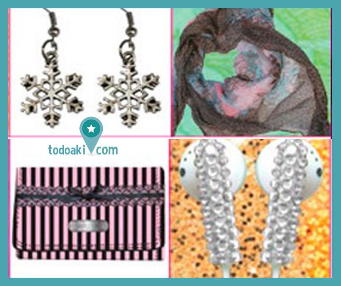 #FunkyFish es el paraíso de los accesorios: joyería, bolsos, gafas y una gran variedad de divertidos accesorios esperan por ti: http://bit.ly/todoakifunkyfish