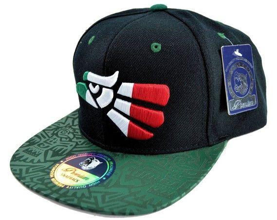 Aztec Mexico SnapBack Cap  8f67930d1a1