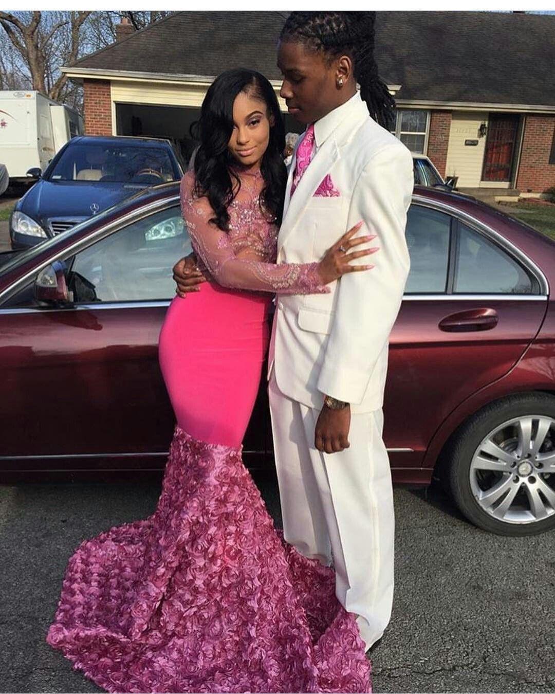 1f679e8282bf4 Black Girl Prom Dresses Pink – DACC