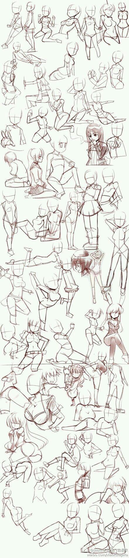 Pin de Shironeko en How to draw manga | Pinterest