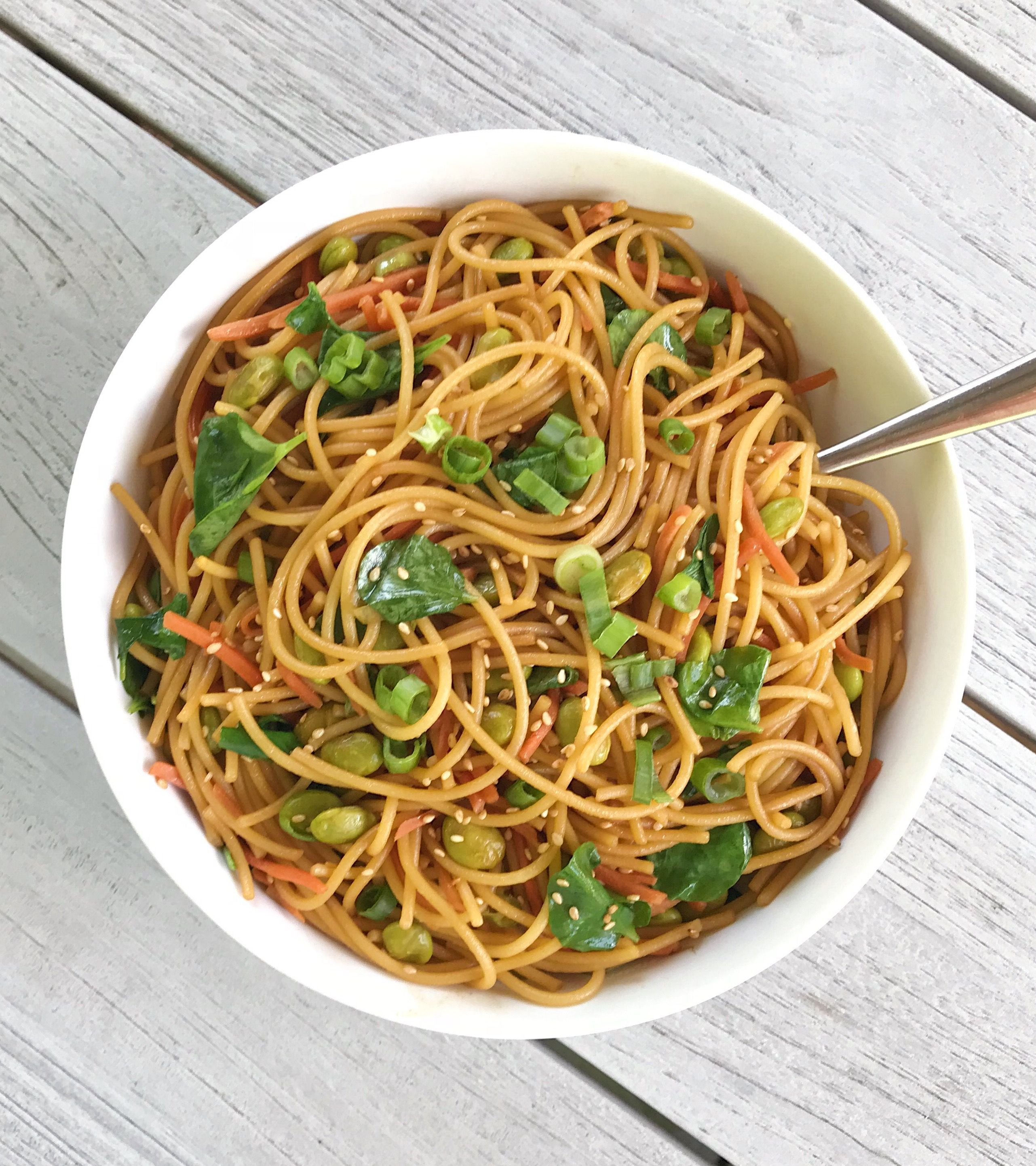 noodle recipe asian Easy
