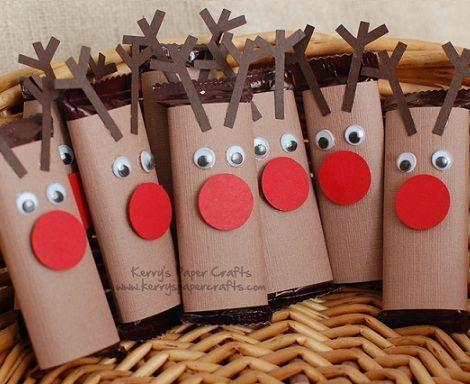 manualidades infantiles navidad CHRISTMAS TIME Pinterest