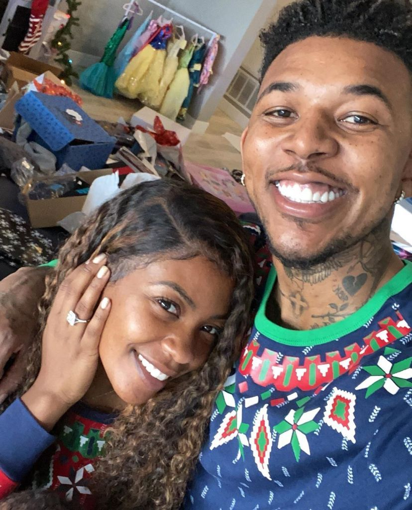 Nick Young Proposes To Mother Of His 3 Children 3 Years After Iggy Azalea Scandal Getting Engaged Young Nick
