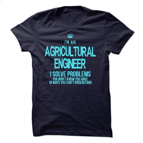 i am an Agricultural Engineer - #shirt fashion #grey tee. CHECK PRICE => https://www.sunfrog.com/LifeStyle/i-am-an-Agricultural-Engineer-35135761-Guys.html?68278