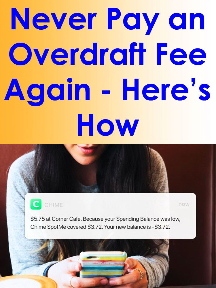 Overdraft Fees Sometimes Your Bank Account Is Low And You Forget