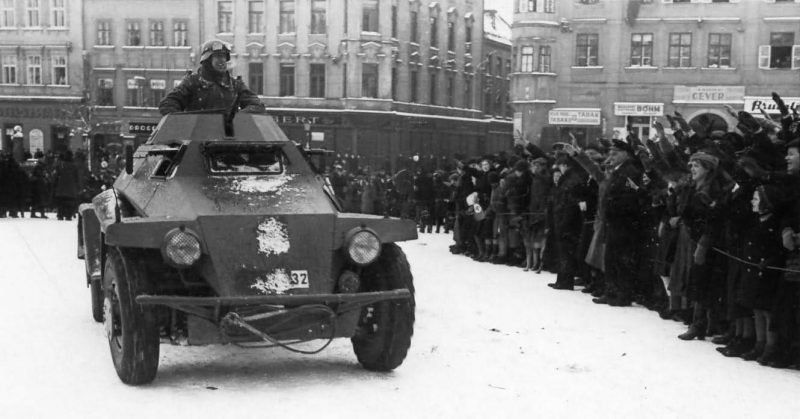 German Armored Cars - The SdKfz 220s in Photos | Armored