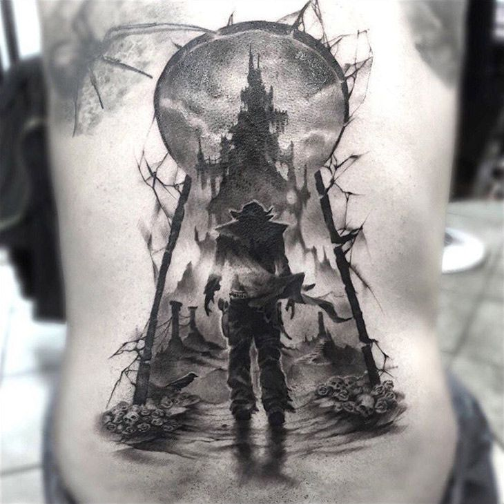 51176901c Dark Tower Tattoo | <<3D TATTOOS>> | Dark tower tattoo, Stephen king ...