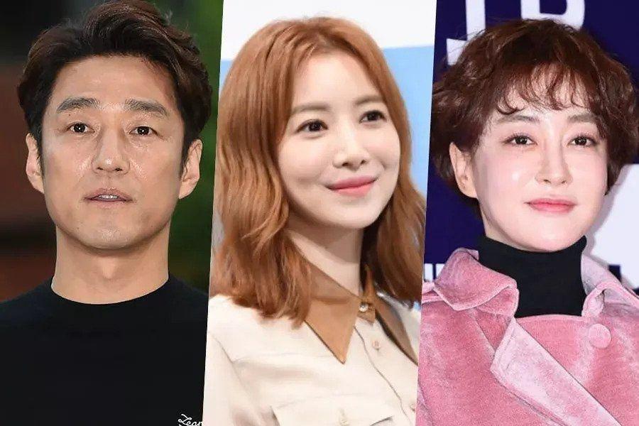 Ji Jin Hee, Yoon Se Ah, And Kim Hye Eun Cast In New tvN Drama