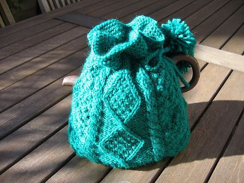 Irish Tea Cosy by Dr. Amy Jones, via Flickr- free pattern | Tea ...