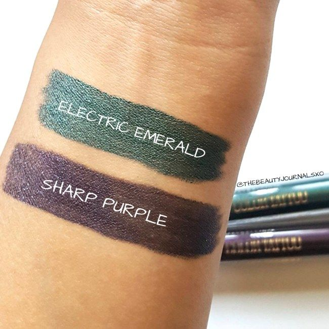 Maybelline Color Tattoo Chrome