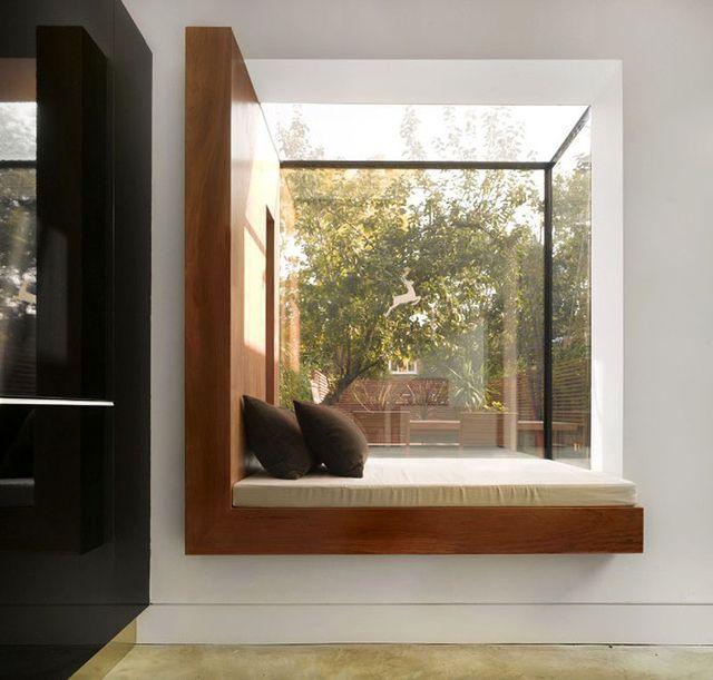 Contemporary Bay Window Ideas For Your Modern Home Fres Home Window Seat Design Modern Window Seat Modern Windows