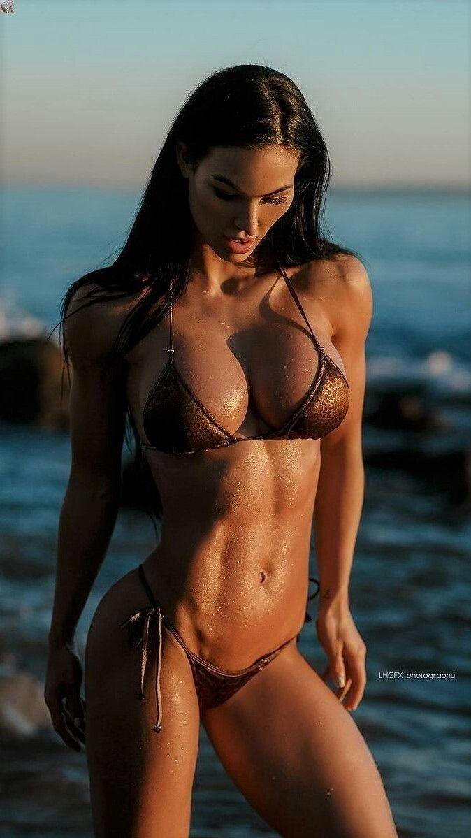 Bikini babe heven