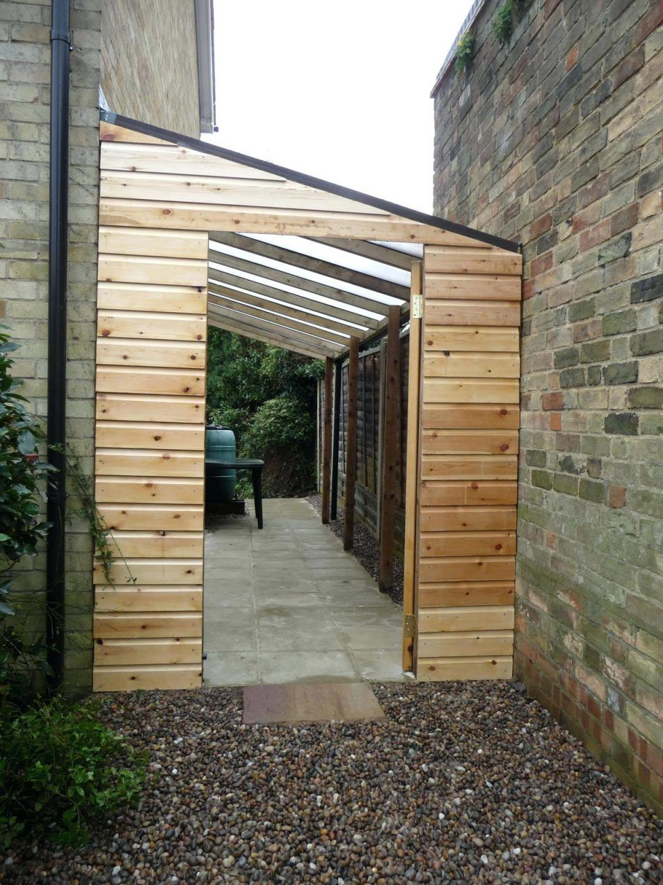 Office Design: Corner Garden Office Shed Huntingdon Garden ...