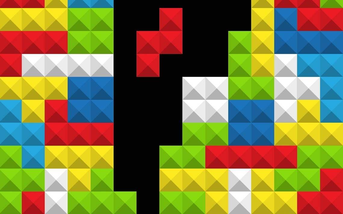 Houkuttelevat kuvat ja mieliteot kaikkoavat, kun pelaa hetken Tetristä.