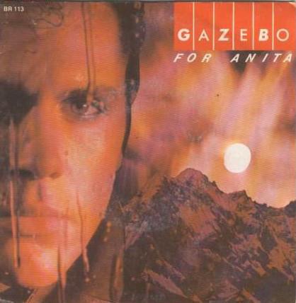Gazebo For Anita Vinyl 7 1985 Italo Disco Vinyl Anita