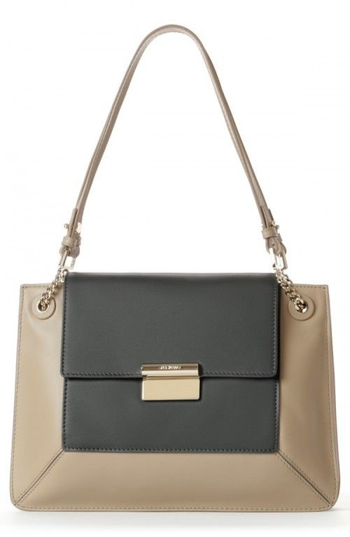 Jason Wu Women's Christy Calfskin Leather Shoulder Bag