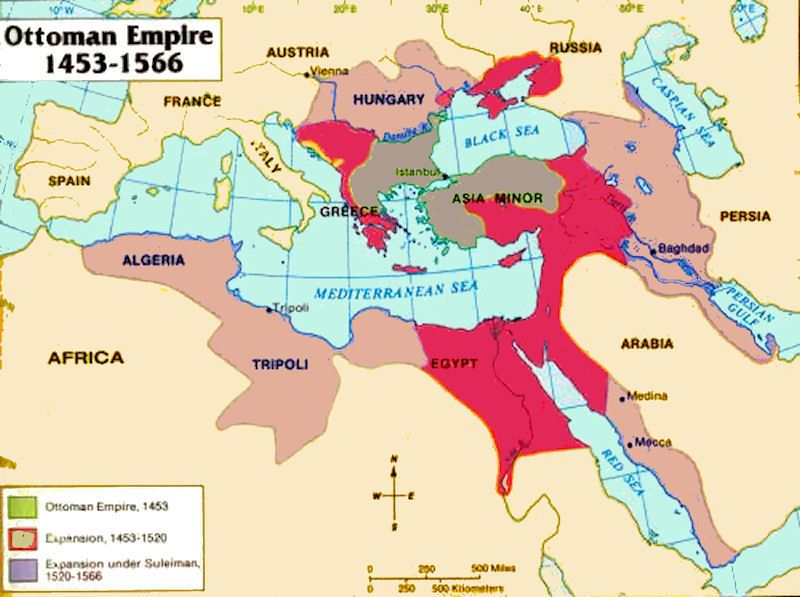 Pin by Jeff Harmed on Ottoman Empire Pinterest Ottoman empire - new world map of africa