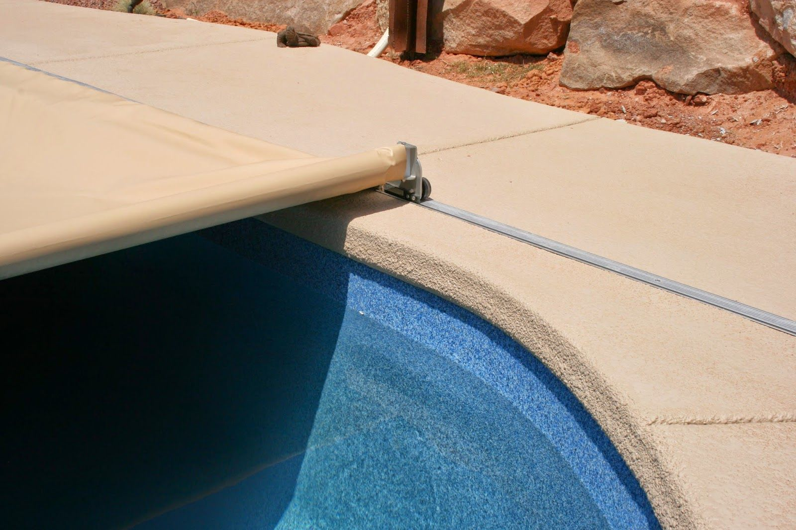 coverstar automatic pool covers. COVERSTAR - Safety Swimming Pool Covers For Automatic And Solid \u0026 Mesh: Coverstar Cover L