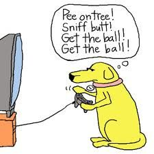 Dog Video Games