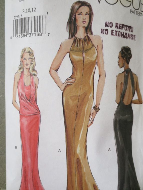 Fitted cocktail dress pattern