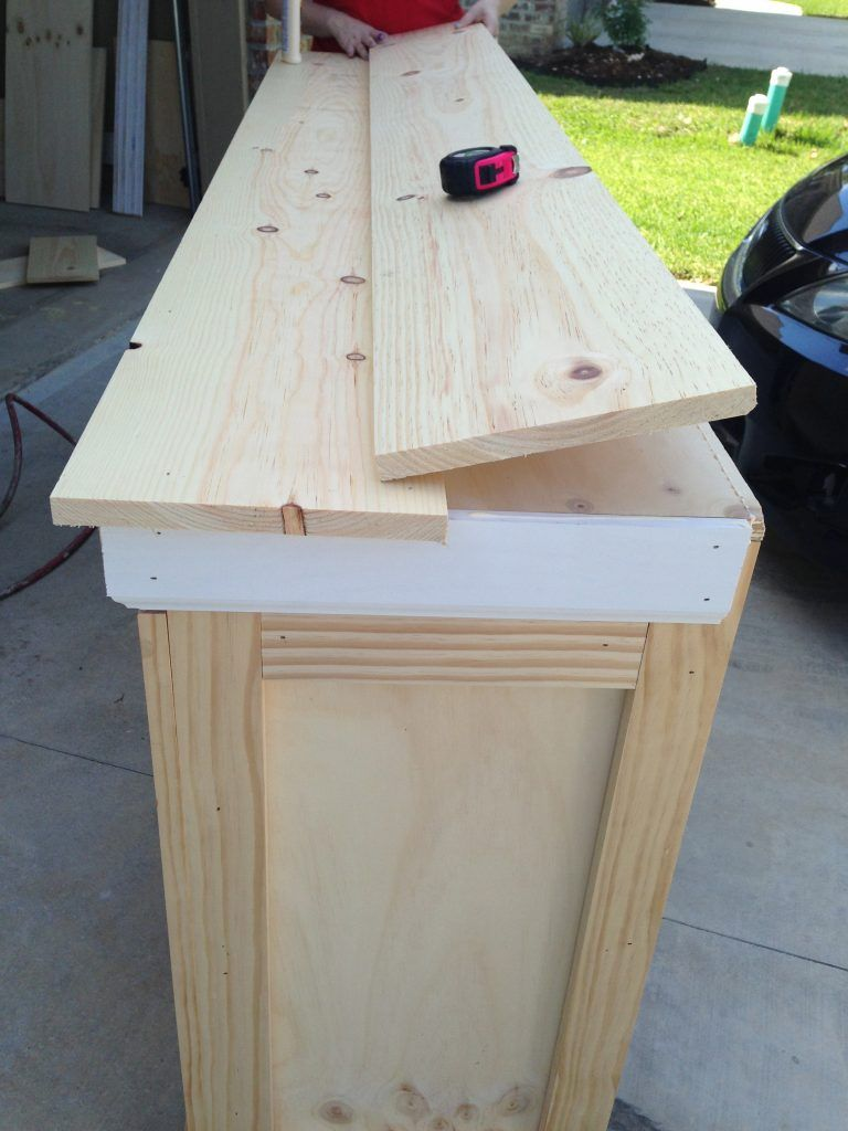 Sideboard Selber Bauen Anleitung Schritt 4