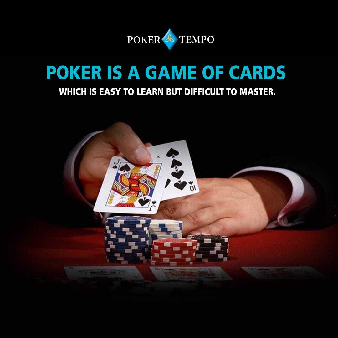 Pin On Poker Tempo