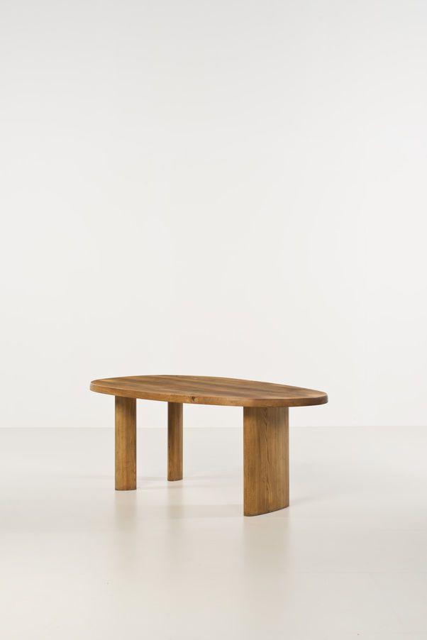 Charlotte Perriand (1903-1999) Modèle Forme libre Table de salle à - modele de salle a manger design