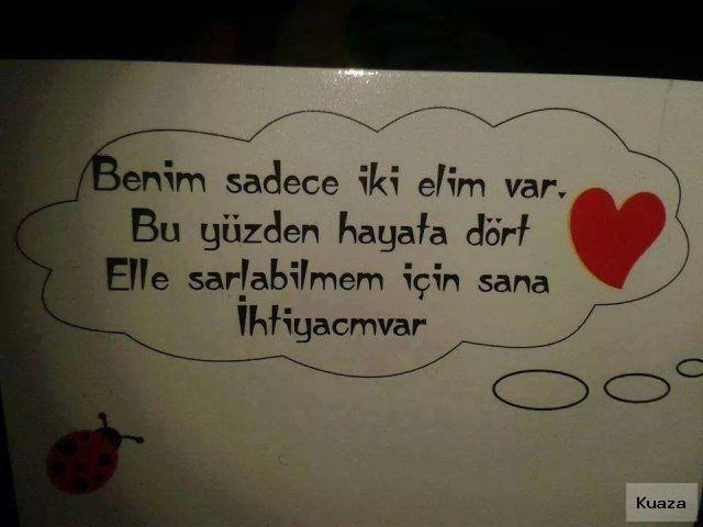 Guzel Ask Sozleri Hareketli Ask Mesajlari Sevgiliye Ask Book Quotes Turkish Quotes Quotes