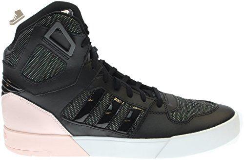Adidas originali delle donne zestra w della scarpa, nero / nero / halo