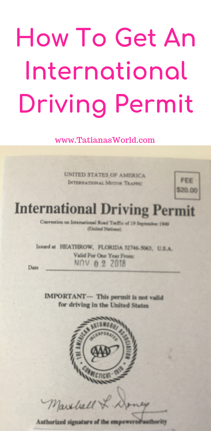 How Much Time It Takes To Get International Driving License