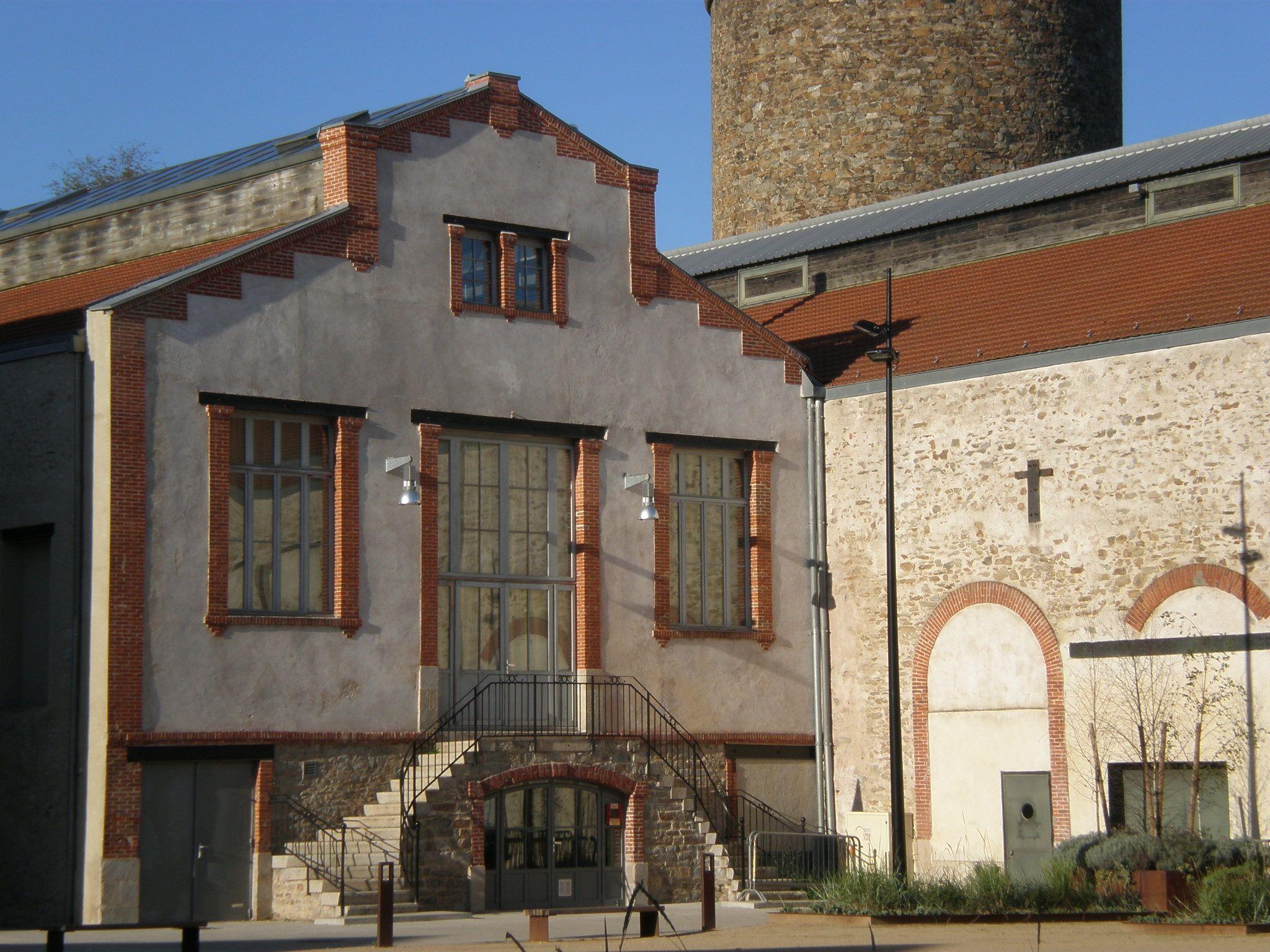Ancien Site Industriel Avec Images Maison Loire Nantes