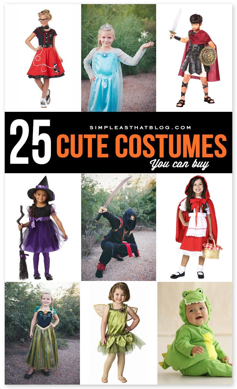 25 simple do it yourself halloween costume ideas costumes 25 simple do it yourself halloween costume ideas solutioingenieria Gallery