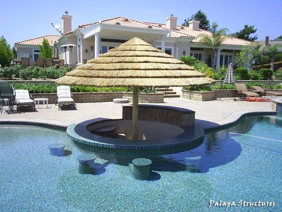 Palapa Structures | Palapa Photo Gallery | Palapas ... on Palapa Bar Backyard id=73623