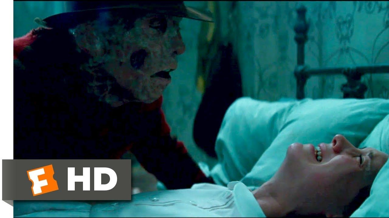 A Nightmare On Elm Street 2010 You Re In My World Now Scene 9