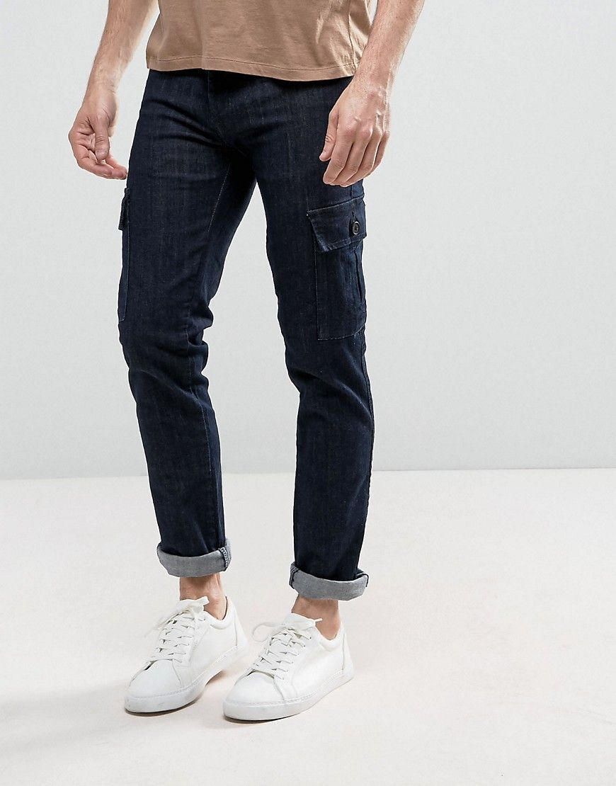 Loyalty and Faith Tapered Cargo Pants Trousers in Indigo Wash - Blue Loyalty & Faith Discount Choice Cheap Sale Nicekicks Cheap Pick A Best For Sale Sale Online ySkafQVccS