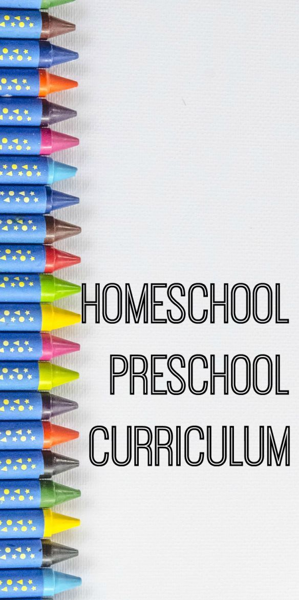 How to create a homeschool preschool curriculum for free! Homeschooling the preschool years doesn't need to be expensive. Check out this post on how I created a homeschool curriculum for our preschoolers!