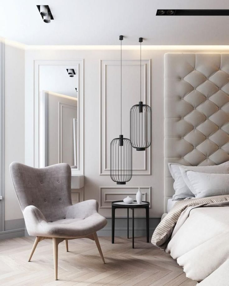 Admirable Luxury Bedroom Concepts You Should Know Luxury Bedrooms Interior Design Bedroom Interior Design Modern Modern Bedroom Chairs Luxurious Bedrooms