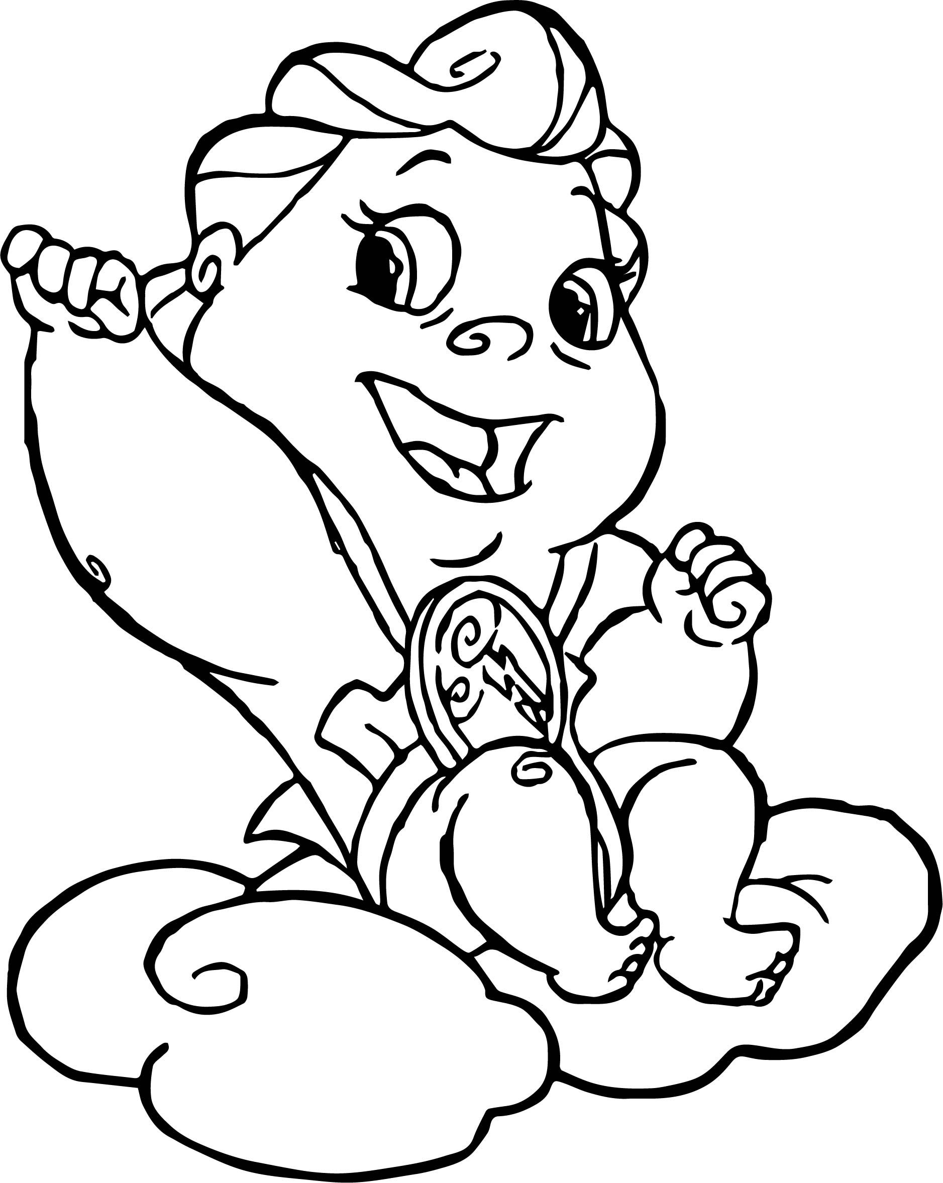 Awesome Baby Hercules And Baby Pegasus Give Coloring Pages Coloring Pages Free Printable Coloring Pages Printable Coloring Pages