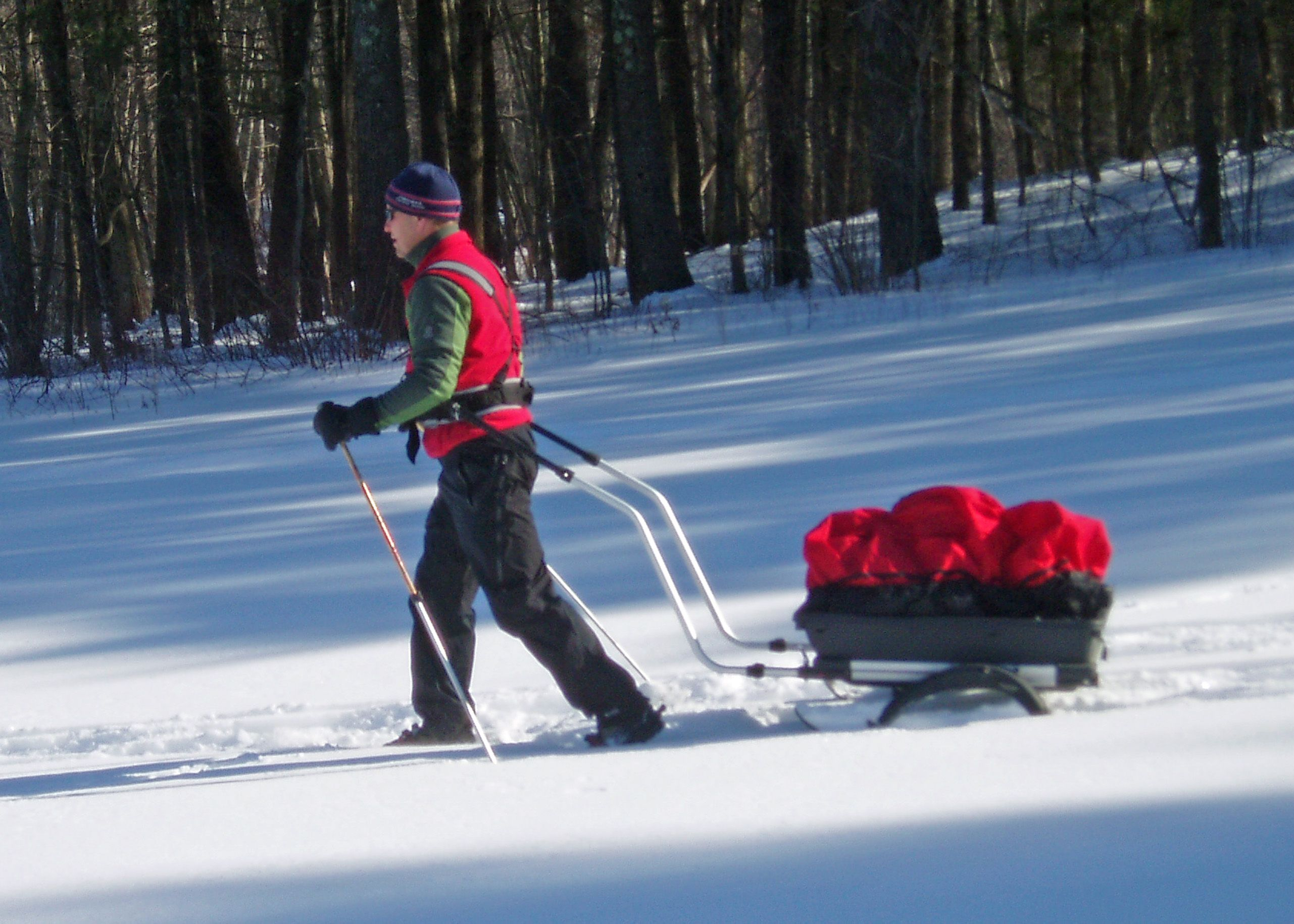 How To: Pack or Pulk For Winter Wilderness Travel | Hiking