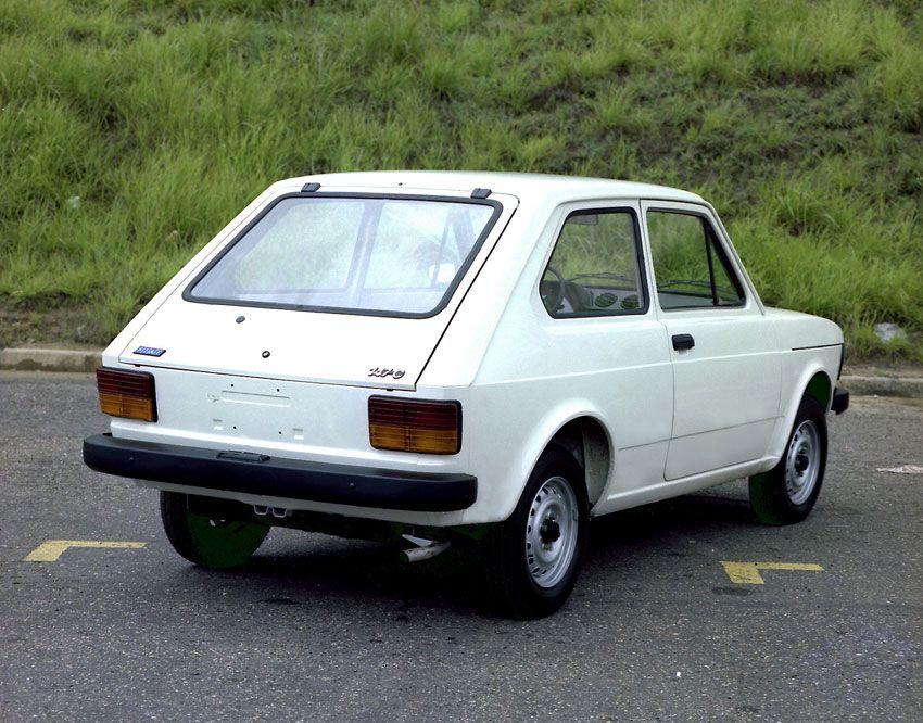 Fiat 147 Primeiro Carro A Alcool Do Brasil