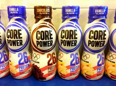 bebida de proteina