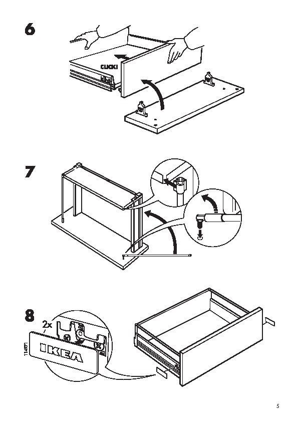 Ikea mode d 39 emploi billy recherche google croquis mode d 39 emploi mode et ikea - Montage cuisine ikea ...