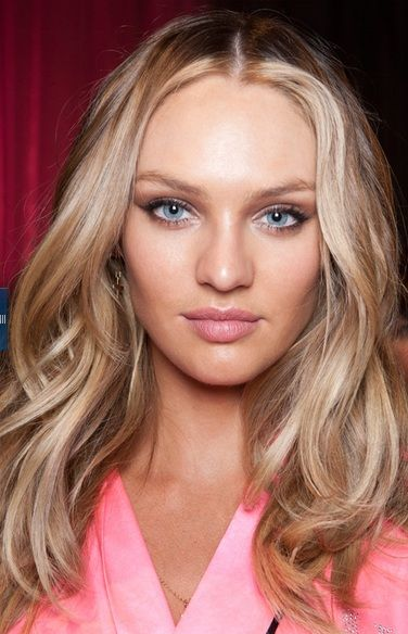 Picture Of Candice Swanepoel Candice Swanepoel Hair Hair Inspiration Wedding Haircut