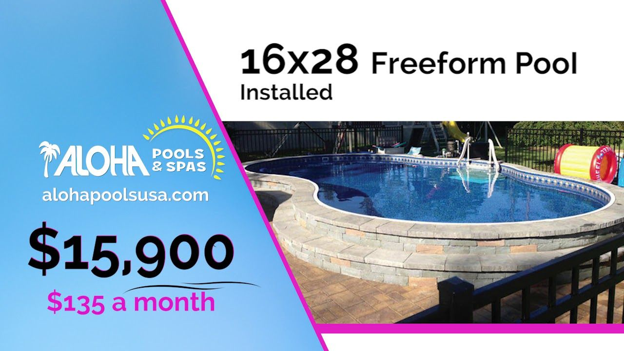 Swim By Memorial Day And Save Only At Aloha Pools Spas Pool Pool Installation Spa Pool